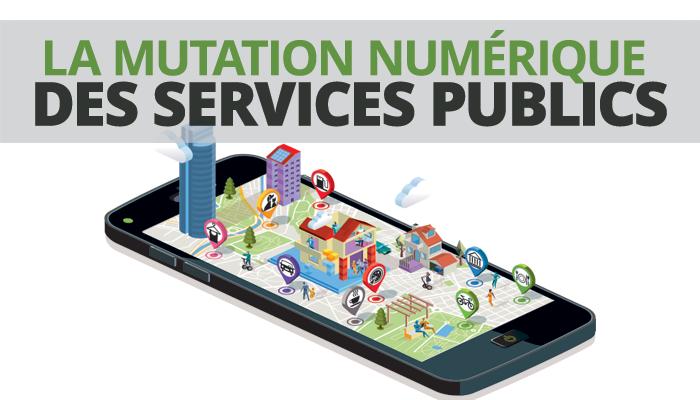 La mutation numérique des services publics