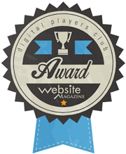 Website magazine award